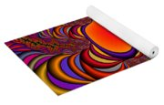 Abstract 41 Yoga Mat