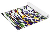 Abstract 813 Yoga Mat