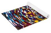 Abstract 814 Yoga Mat