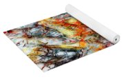 Abstract 9591 Yoga Mat