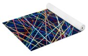 Abstract Art Yoga Mat