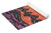 Abstract Combination Of Colors No 6 Yoga Mat