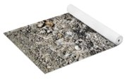 Abstract Concrete 16 Yoga Mat