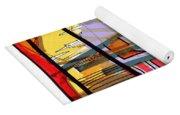 Abstract Drawing Sixty-seven Yoga Mat