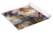 Abstract Yoga Mat
