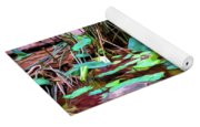 Abstract Nature 4043 Yoga Mat