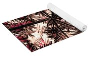Abstract Of Low Growing Shrub  Yoga Mat