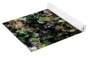 Abstract Trees 691 Yoga Mat