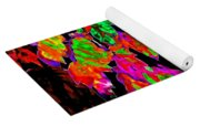 Abstract Wisteria Yoga Mat
