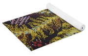 Acacia Blossoms In Oz Yoga Mat