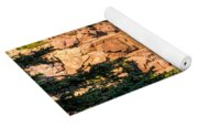 Acadia National Park Rocky Shoreline Yoga Mat