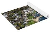 Aerial Edgartown Yoga Mat