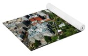 Aerial View Of The White House Yoga Mat