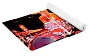 Aerosmith-joe Perry-00163 Yoga Mat