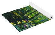 After Monet Yoga Mat