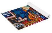 All That Jazz Yoga Mat