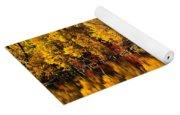 Amazing Autumn Yoga Mat