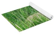 Among The Grasses Yoga Mat