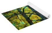 Amongst The Branches Yoga Mat