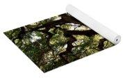 Angel Oak In November Yoga Mat