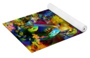 Arthropod Rainbow Yoga Mat