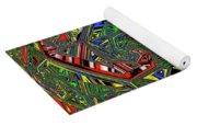 Artwork Ovoid Yoga Mat