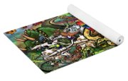 All Creatures Great Small Yoga Mat