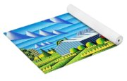 As The Crow Flies Yoga Mat