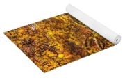 Autumn - Landscape - Country Road Side Yoga Mat