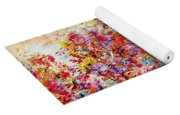 Autumn Brilliance Yoga Mat
