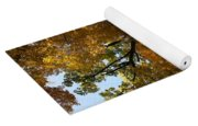 Autumn Canopy Yoga Mat