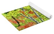 Autumn Fun Yoga Mat