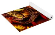 Autumn Harvest  Yoga Mat