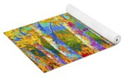Autumn Jewels Yoga Mat