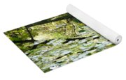 Autumn Pond Yoga Mat