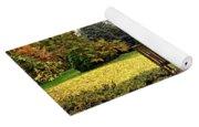 Autumn Quiet Yoga Mat