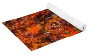 Autumn Riot Yoga Mat