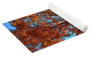 Autumn Star- Paint Yoga Mat