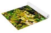 Autumn Trees 7 Yoga Mat