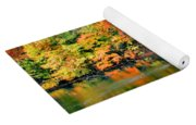 Autumn Warmth Yoga Mat