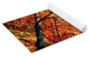 Autumn Wonder Yoga Mat