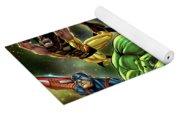 Avengers Yoga Mat