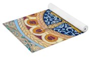 Azulejo - Colorful Details Yoga Mat