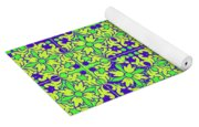 Azulejos Magic Pattern - 08 Yoga Mat