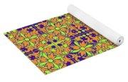 Azulejos Magic Pattern - 09 Yoga Mat