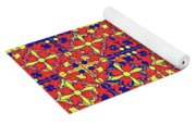 Azulejos Magic Pattern - 10 Yoga Mat