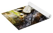 Babbling Brook Yoga Mat