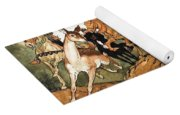Babes In The Wood Yoga Mat