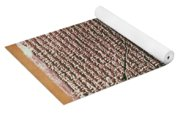 Babylonian Clay Tablet Yoga Mat