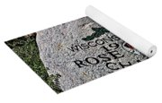 Badgers Rose Bowl Win 1994 Yoga Mat